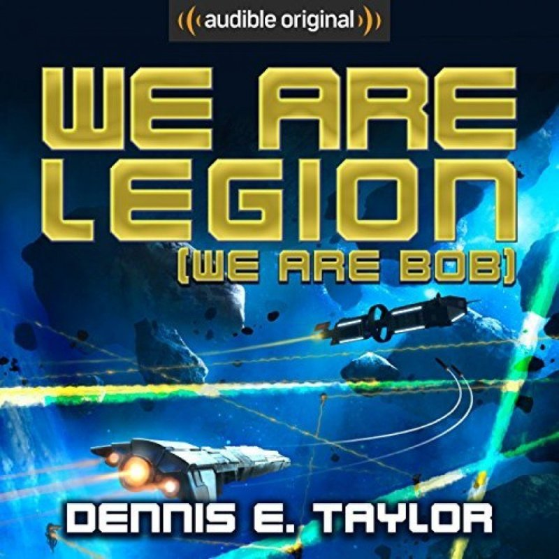 We are Legion We are Bob Portada