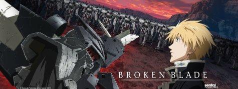 Break Blade Formación