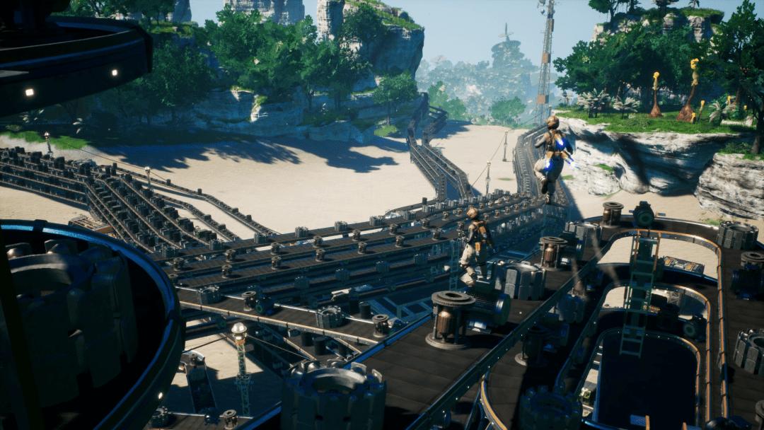Satisfactory Conveyor Heaven