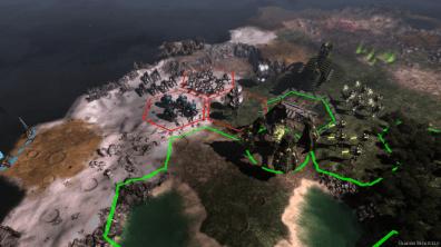 Gladius: Relics of War Combate