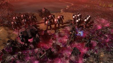 Gladius: Relics of War Gameplay en Español Ejército de Space Marines