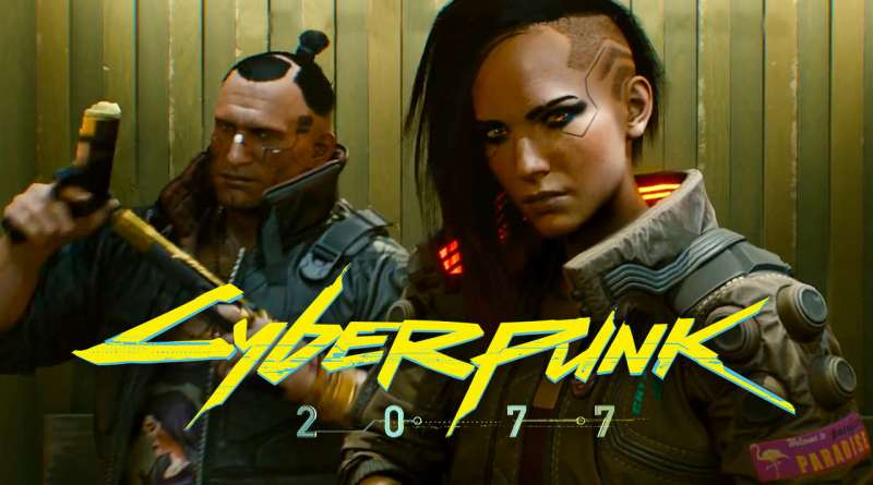 Cyberpunk 2077 48 minútos de Gameplay