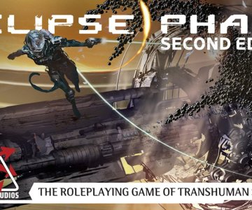 Eclipse Phase Second Edition