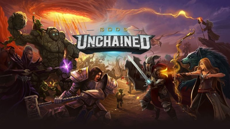 Gods Unchained Criptjuegos