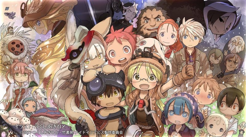Made in Abyss Personajes