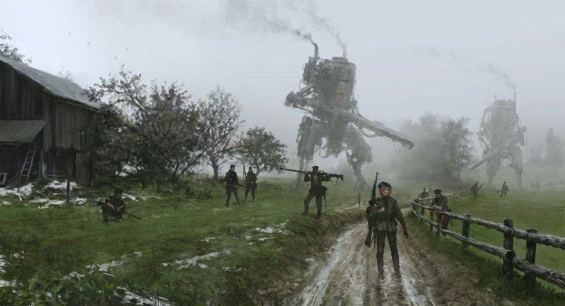 Iron Harvest Polanian Resistance