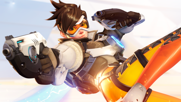 Humble Monthly Overwatch Tracer