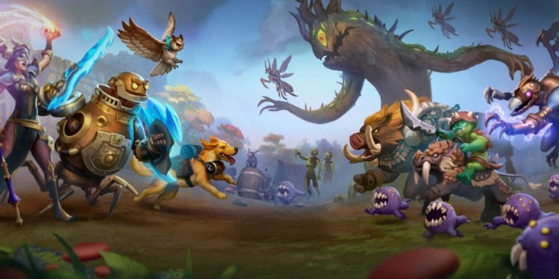 Torchlight Frontiers Portada