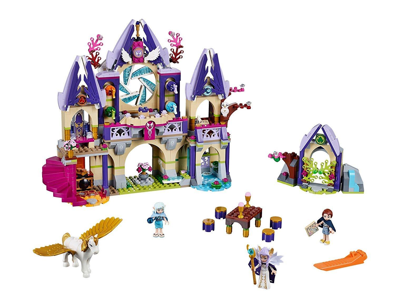 Lego Elves Skyra's Mysterious Sky Castle