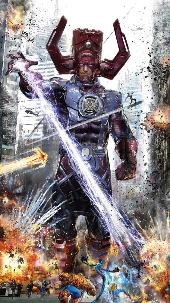 Fantastic Four Galactus