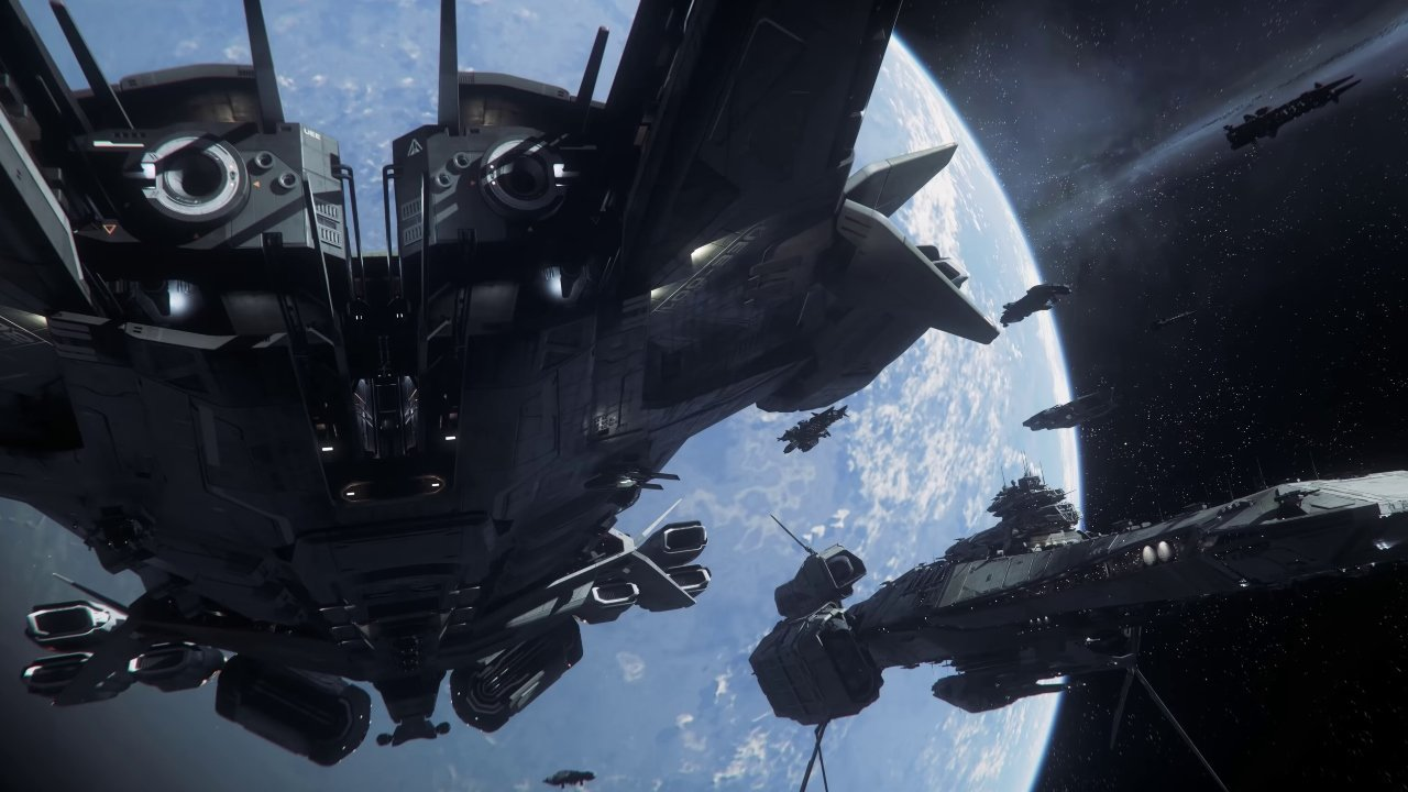 Trailer de Squadron 42