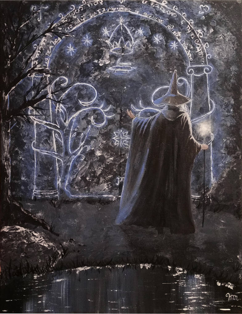 Doors to Moria por AprilSundays