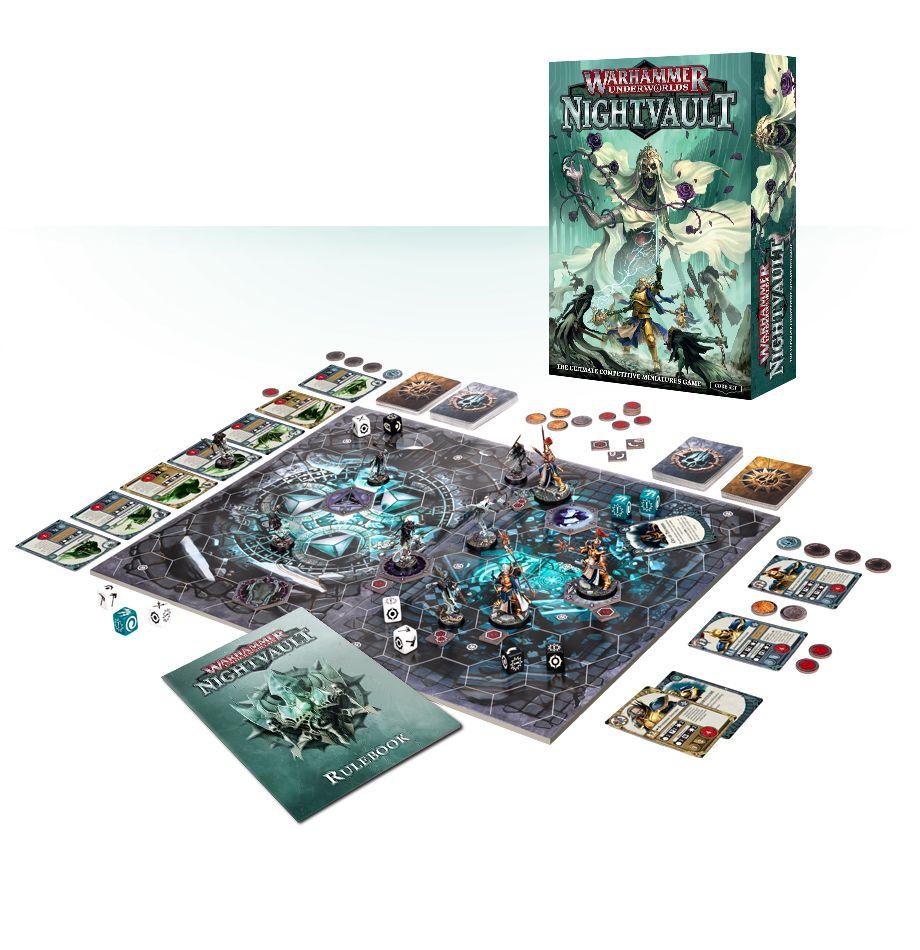 Games Workshop Warhammer Underworlds Nightvault