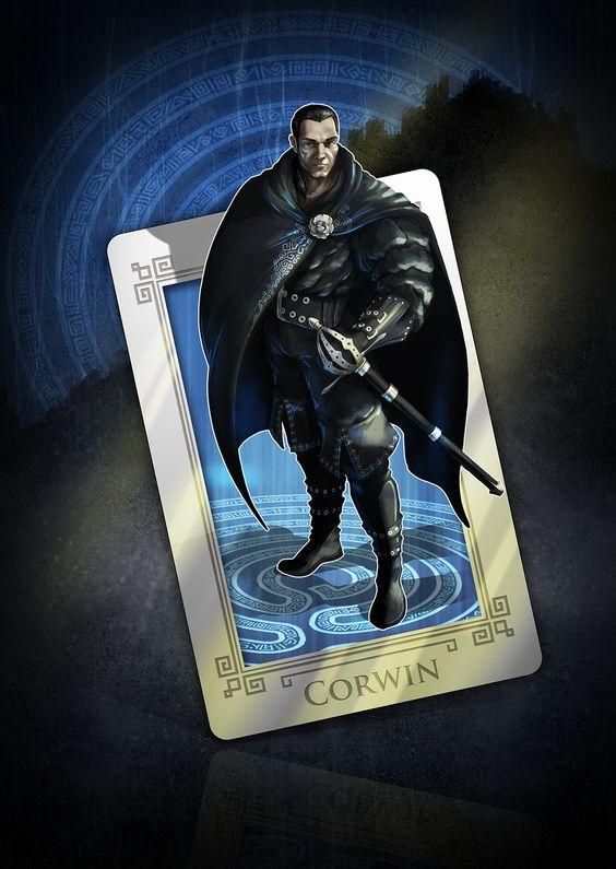 Los Magos Más Poderosos de la Ficción - Corwin