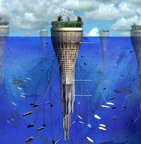 Rasca océano 6