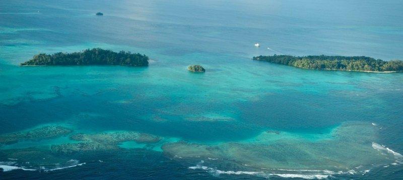 Colonizar los Mares - Islas Sumergidas