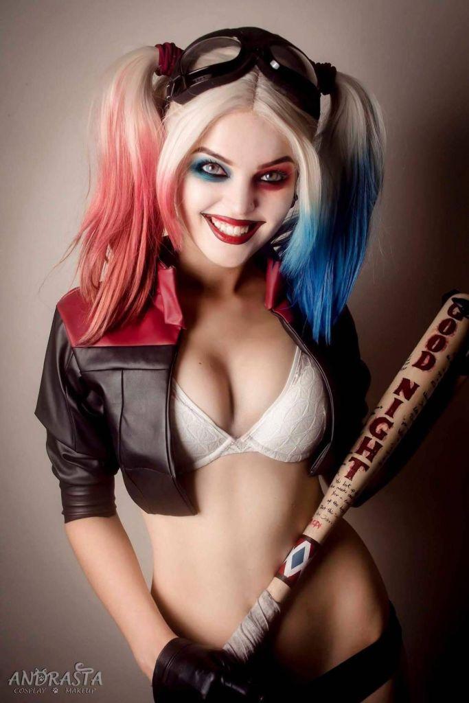 Andrasta Harley Quinn