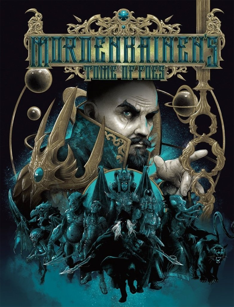 Mordenkainen's Tome of Foes Alternate Cover
