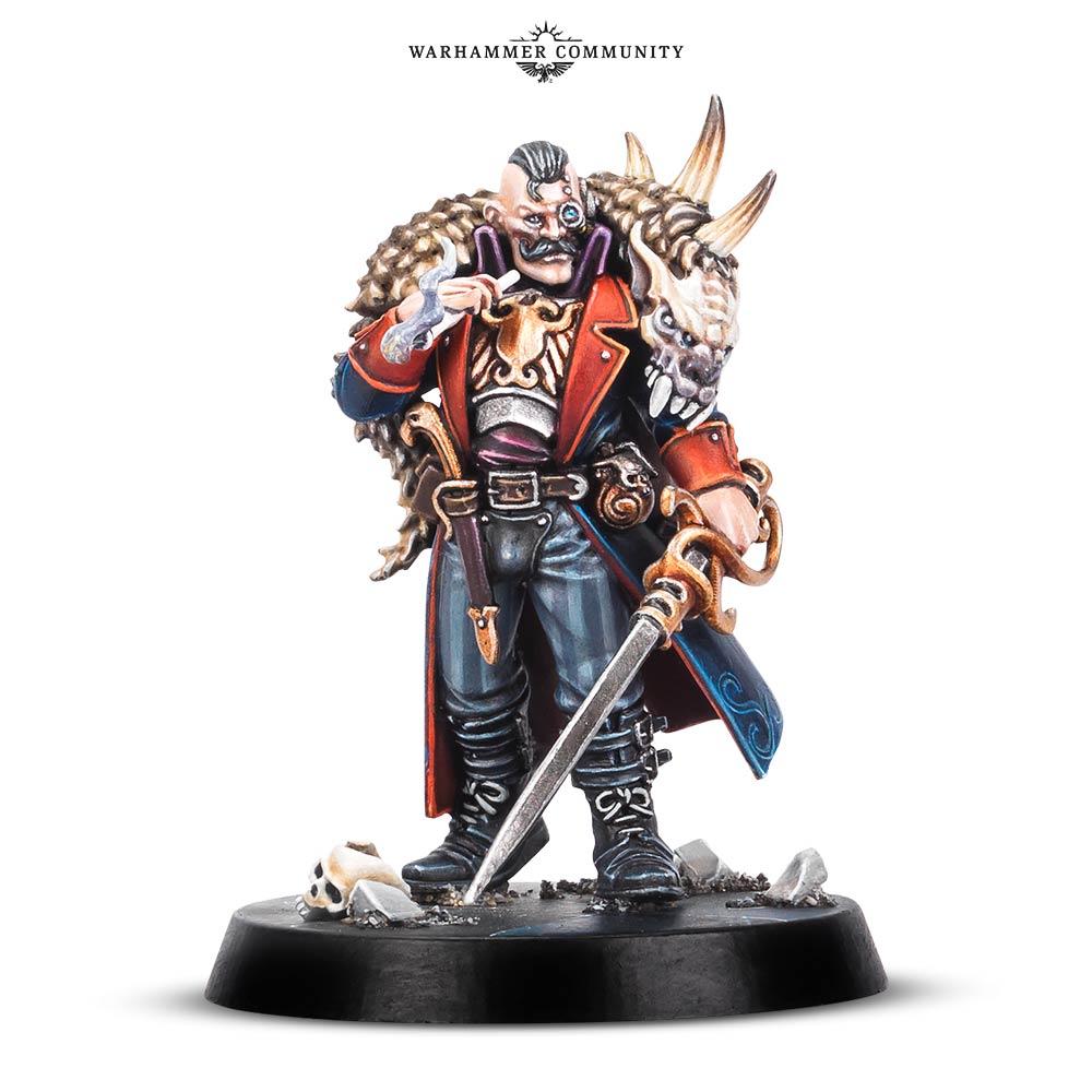 Blackstone Fortress Rogue Trader
