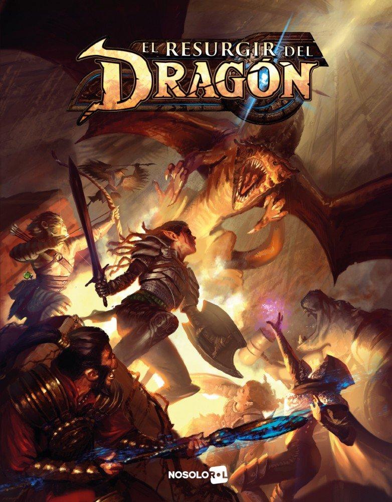 El Resurgir del Dragón - Los Mejores Juegos de Rol del 2018