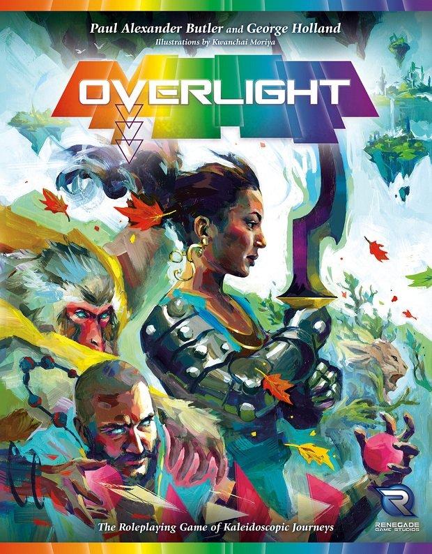Overlight - Los Mejores Juegos de Rol del 2018