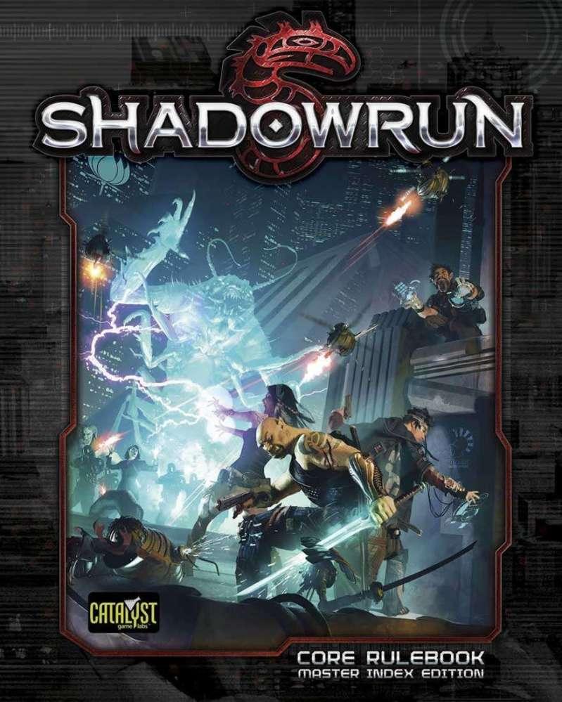 Shadowrun - Los Mejores Juegos de Rol del 2018