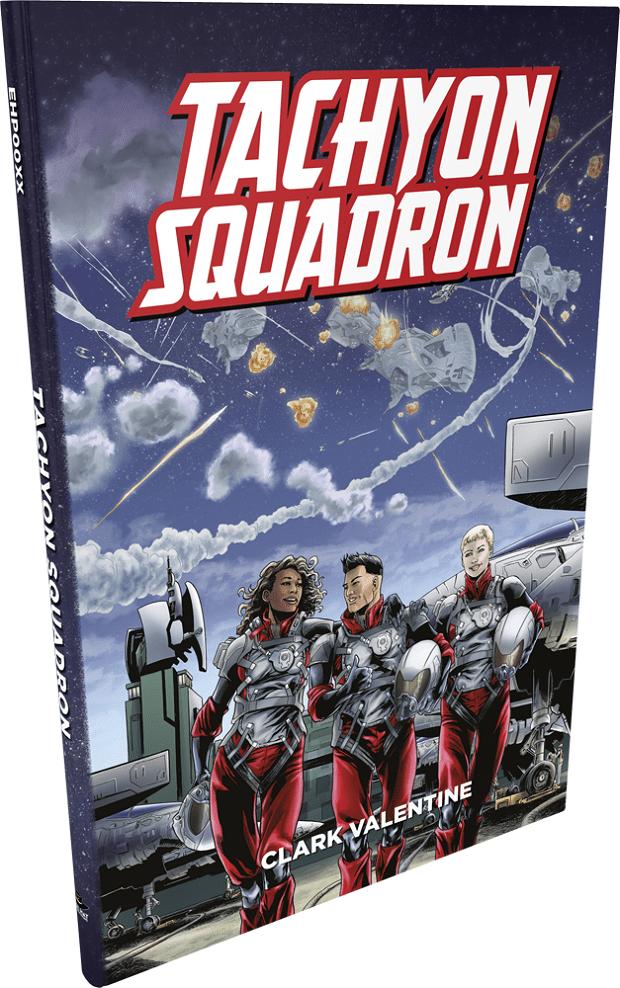 Tachyon Squadron - Los Mejores Juegos de Rol del 2018