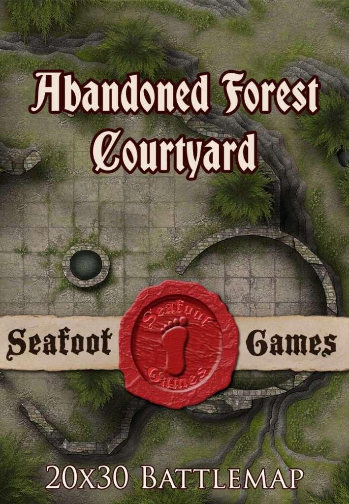 Mapas de Seafoot Games Pozo Abandonado