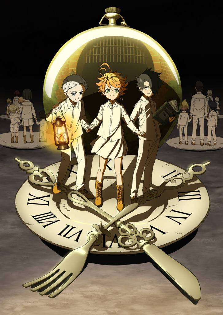 The Promised Neverland - Reloj