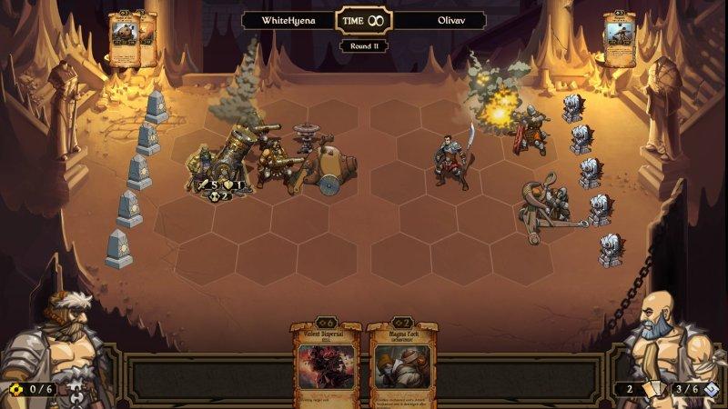 Caller's Bane Batalla