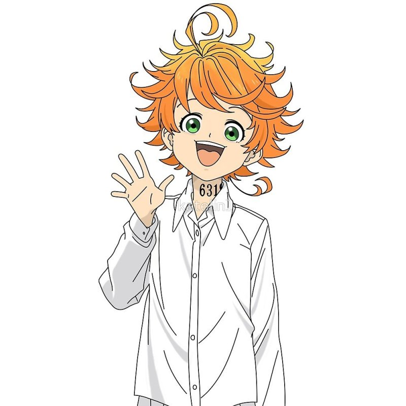 The Promised Neverland Emma