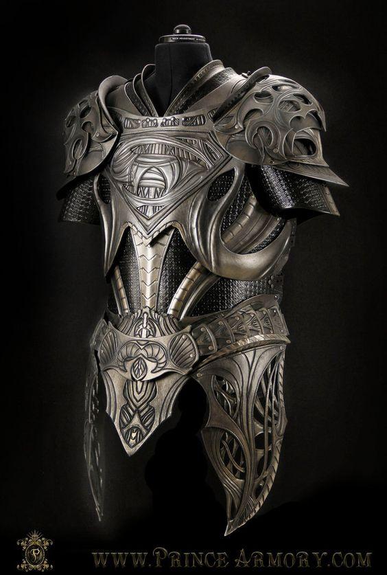Armadura de Prince Armory