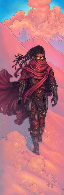 Masters of Umdar Archaeonaut