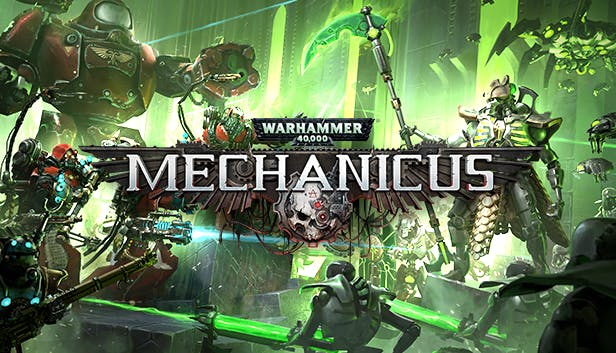 Mechanicus Humble Bundle