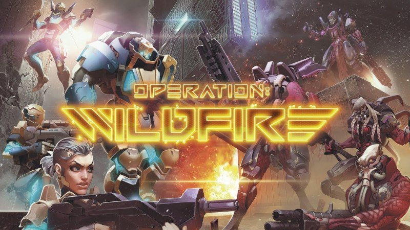 Infinity the Game Operation Wildfire