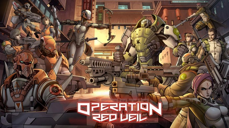 Infinity the Game Operation Red Veil