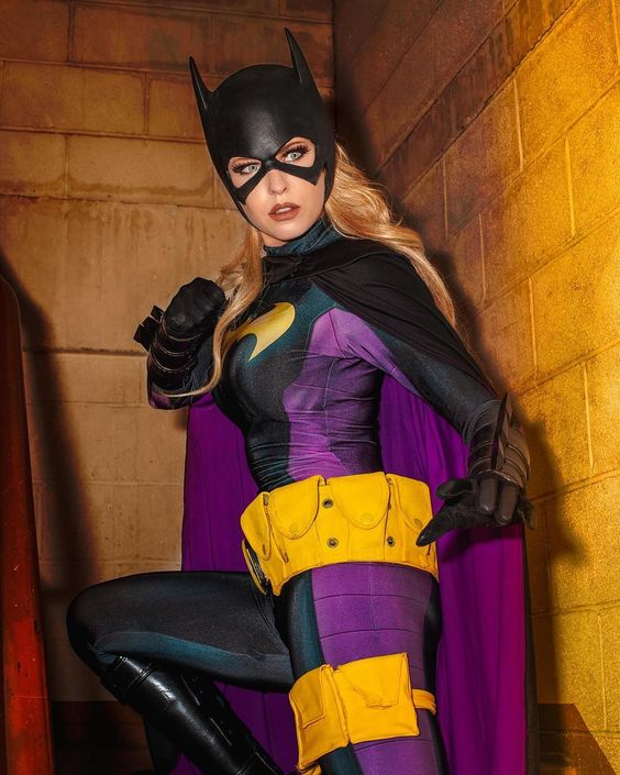 Maid of Might Batgirl