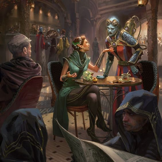 Guildmaster Guide to Ravnica Campaña