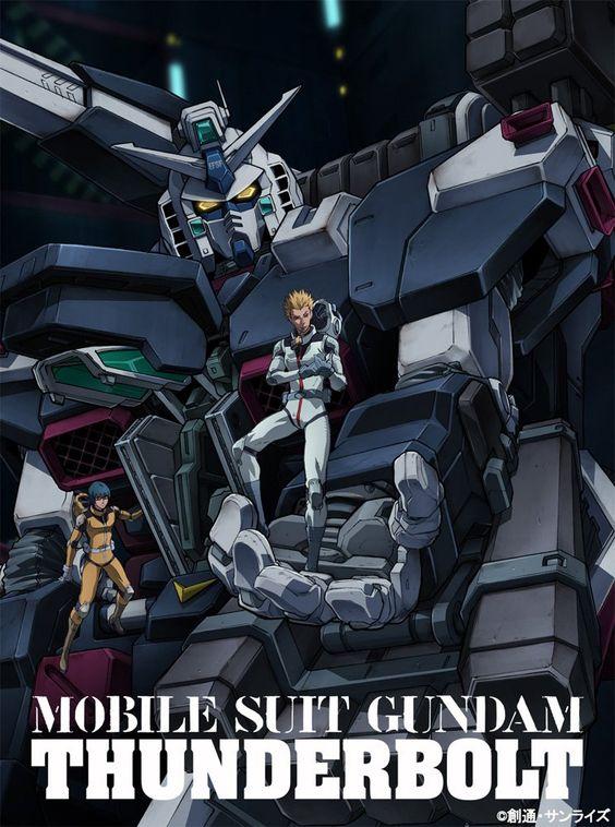 Gundam Thunderbolt Gundam Full Armor