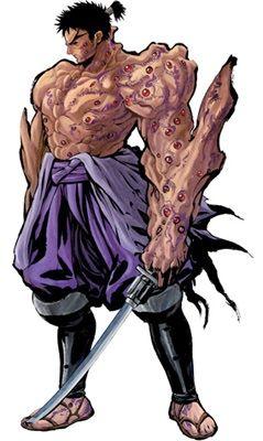 Tenra Bansho Zero Samurai