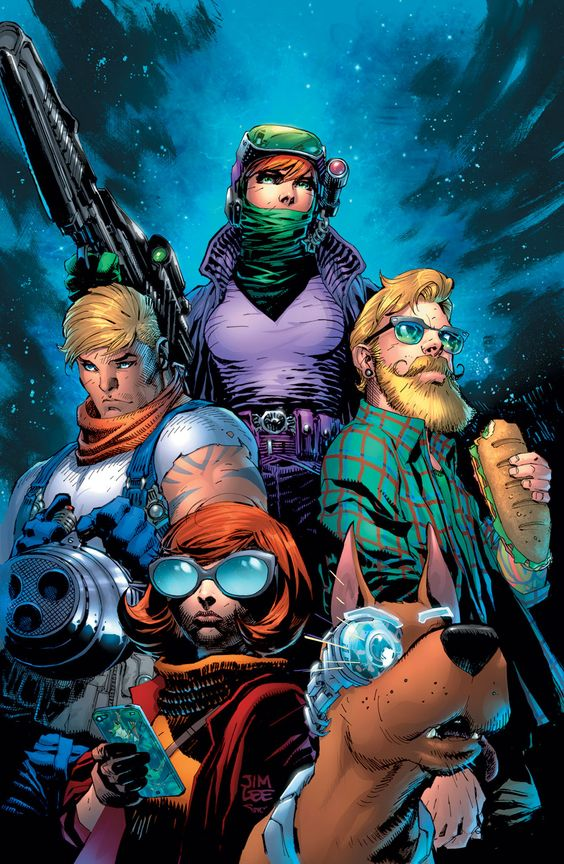 Scooby Apocalypse Volumen uno