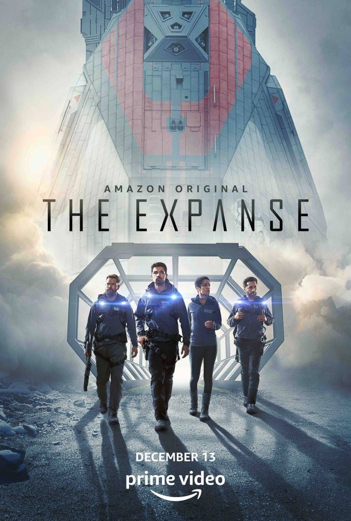 The Expanse Temporada 4 Poster