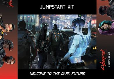 Kit de Inicio de Cyberpunk Red