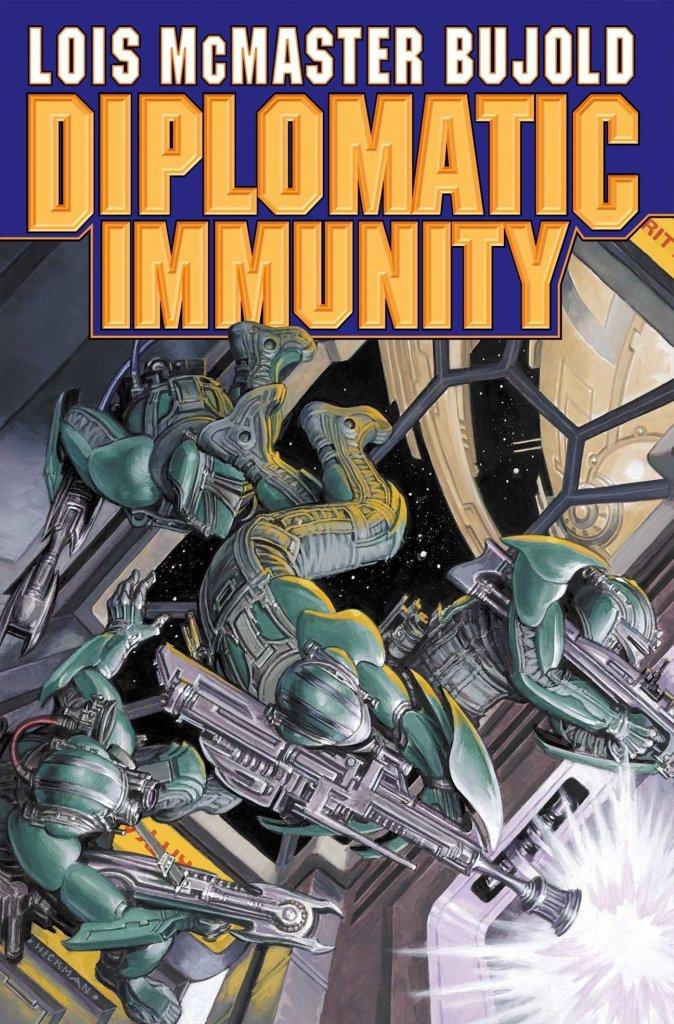 Diplomatic Immunity Lois McMaster Bujold