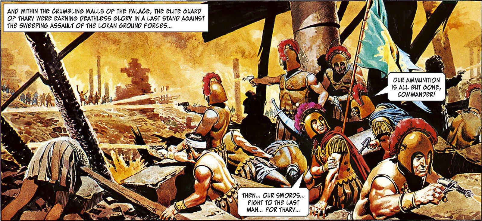 Batalla contra los Lokans