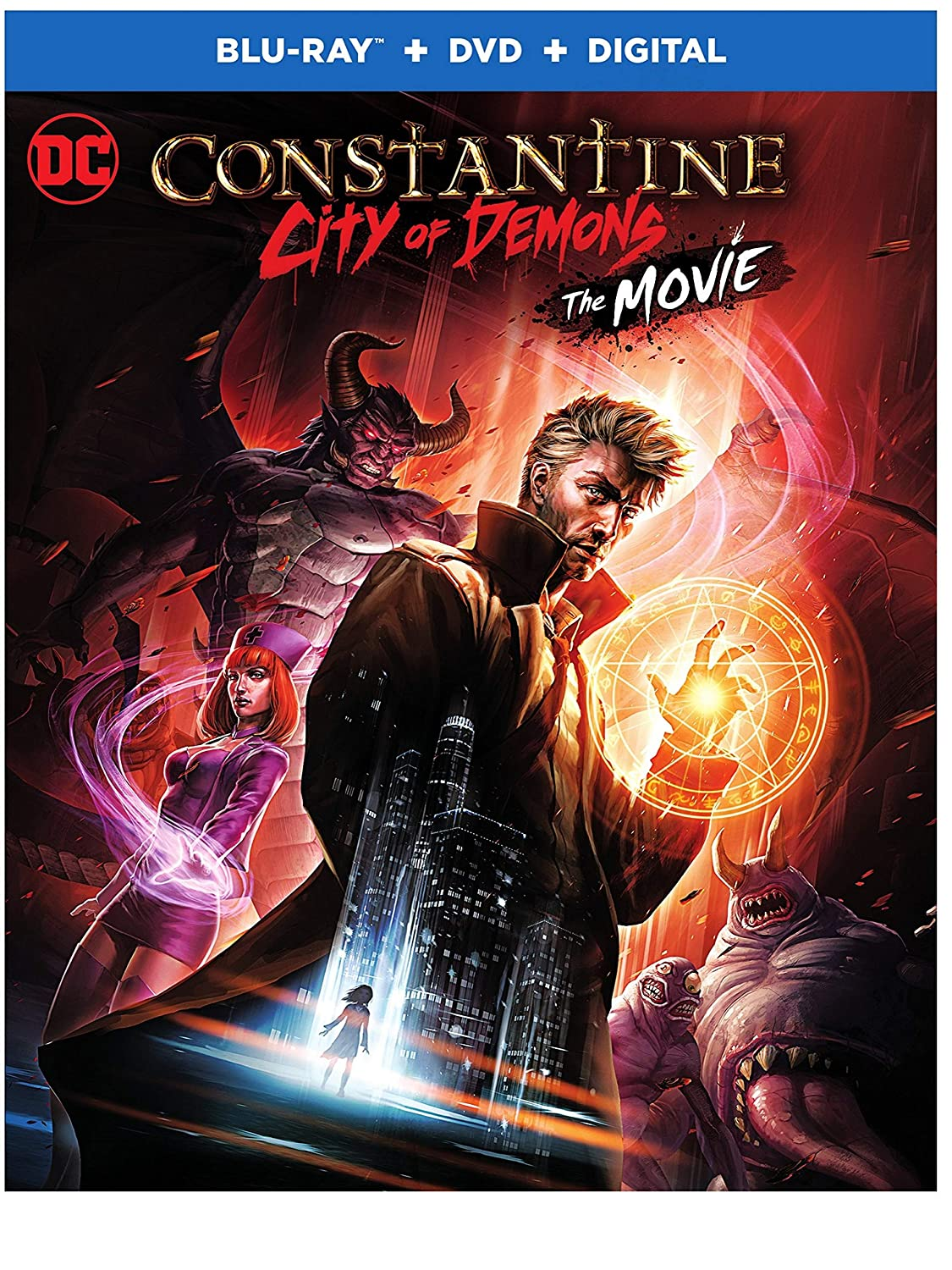 Constantine City of Demons