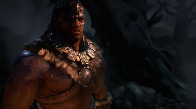 Diablo IV Barbarian