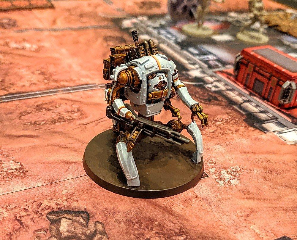 Zombicide Invader Robot