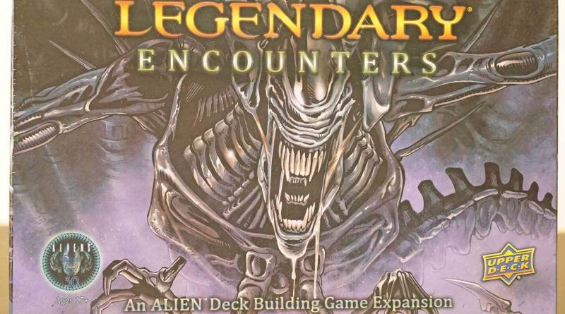 Alien Legendary Encounters