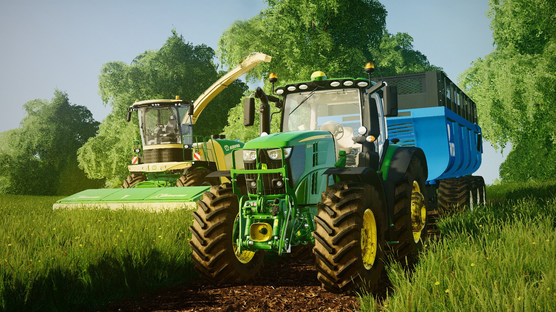 Screens de Farming Simulator 2019